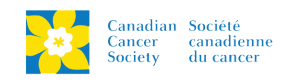 Canadian Cancer Society Donations