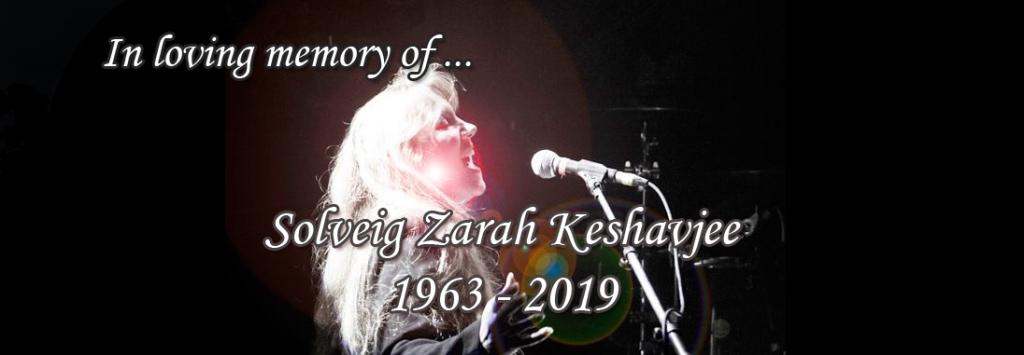 Solveig Z. Keshavjee (1963 - 2019)