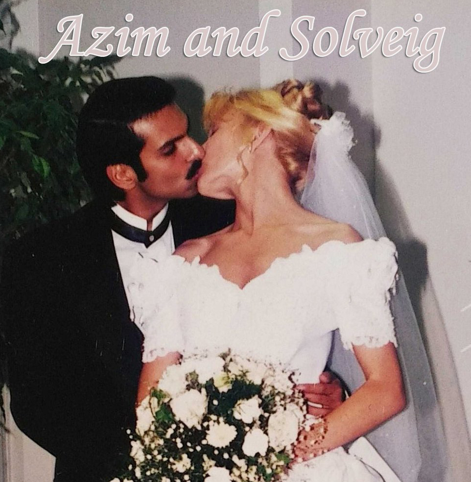 Azim and Solveig Keshavjee